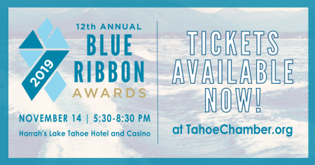 Tahoe Chamber, 12th Annual Blue Ribbon Awards
