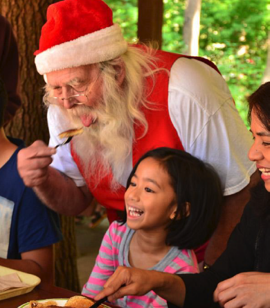 Shops at Heavenly Village, Breakfast With Santa - Heavenly Holidays