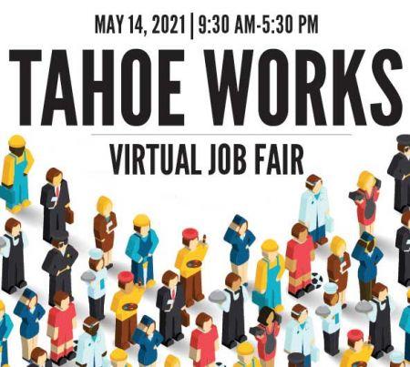 Tahoe Chamber, 2021 Virtual Job Fair