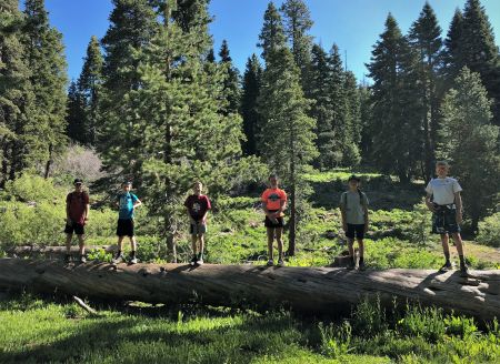 Tahoe Cross Country Center, Lodge Clean Up & Trail Day
