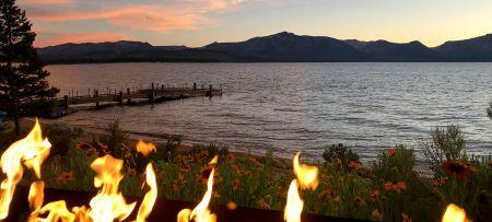 Edgewood Tahoe, Pink-Tober Sip & Spa