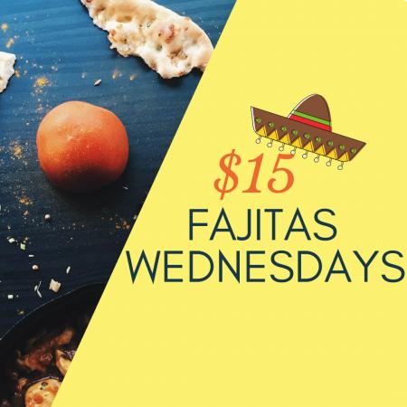 Hacienda del Lago Tahoe Mexican Restaurant, Fajita Wednesdays