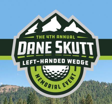 Mountain Hardware & Sports, Dane Skutt Left-Handed Wedge Memorial Golf Event