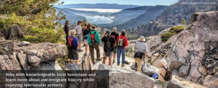 Donner Party Hike, Donner Party Hike