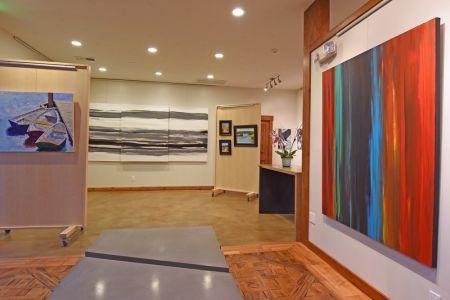 Cobalt Artist Studio, Artist Opening Reception