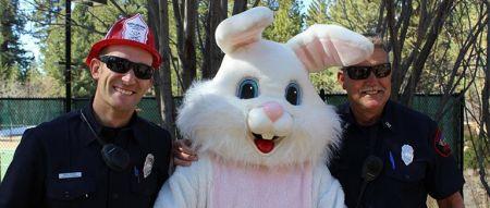 Incline Village Recreation & Tennis Center, Spring Eggstravaganza Community Egg Hunt