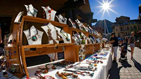 The Village at Squaw Valley, Art, Wine & Music Festival