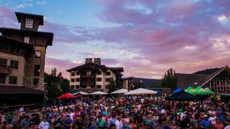 The Village at Squaw Valley, Brews, Jazz and Funk Fest