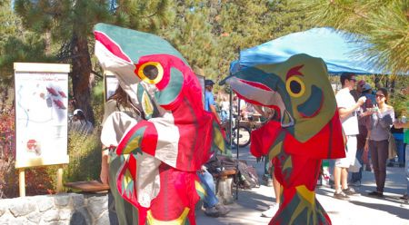 USDA Forest Service, Fall Fish Festival