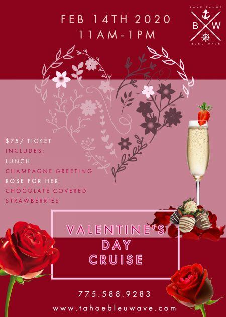 Bleu Wave Cruises, Valentine's Day Cruise