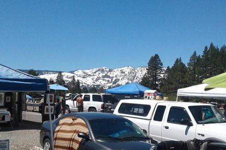 South Lake Tahoe Events, South Lake Tahoe Flea Market