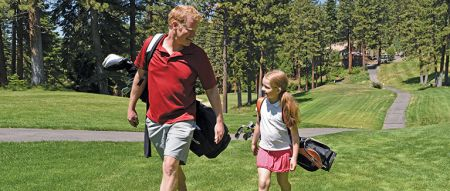 The Golf Courses at Incline Village, Parent/Child Family Gold Tournament