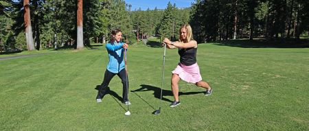 The Golf Courses at Incline Village, Golf Fitness Class