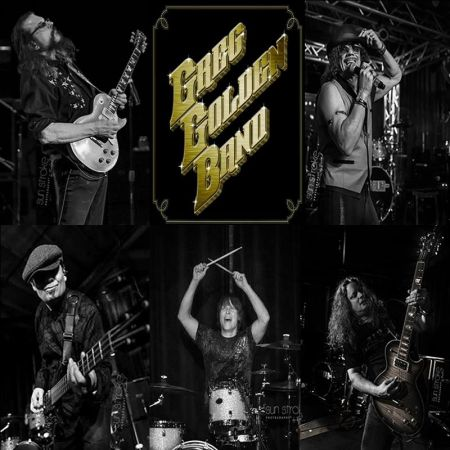 Crystal Bay Club, The Crown Room presents The Greg Golden Band