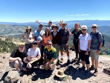 Carmen Carr Real Estate, Guided Hike to Pole Creek
