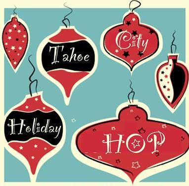 Tahoe City Downtown Association, Tahoe City Holiday Hop – Small Business Saturday