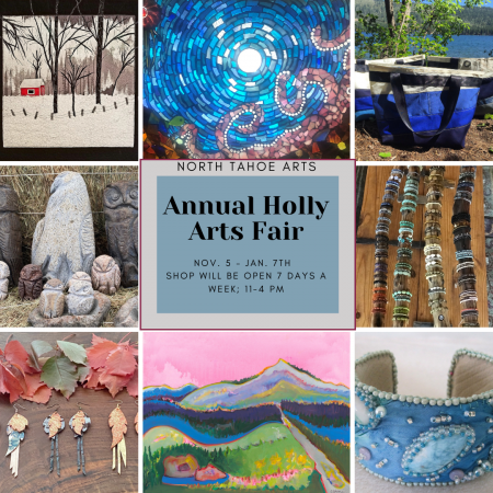 North Tahoe Arts, Holly Arts Fair