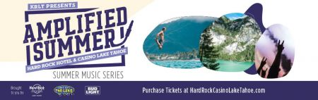 Hard Rock Hotel & Casino, Amplified Summer Music Series