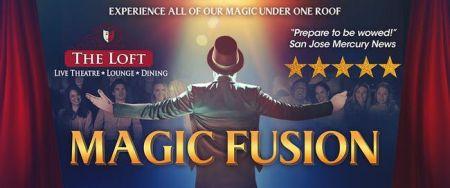 The Loft Theatre, Magic Fusion Starring Steve Valentine