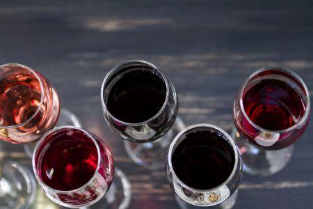 The Idle Hour, Pahlmeyer/Jayson Wine Tasting
