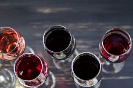 The Idle Hour, Orin Swift Wine Tasting