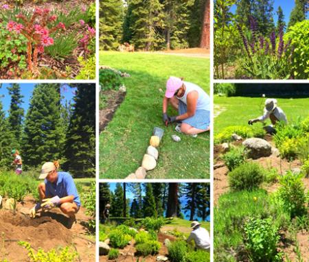 Sierra State Parks Foundation, The Volunteer Garden Club