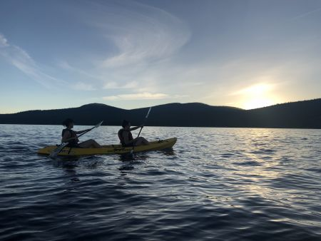 Tahoe Adventure Company, Sunset Kayak Tours