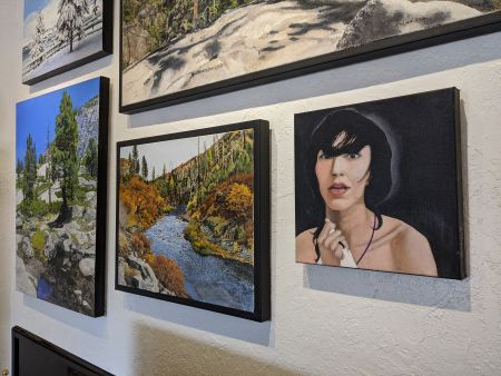 Make Tahoe, Rasjad Hopkins Exhibit at Scott Forrest Fine Art Studio