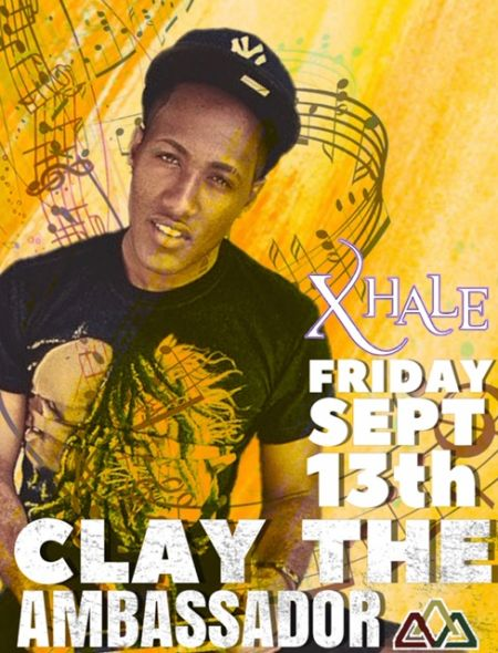 Xhale Bar & Lounge, Clay The Ambassador