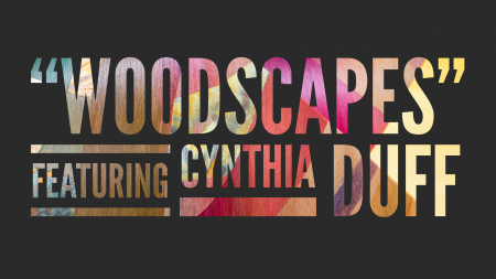 Emanate Gallery, Woodscapes Art Show Featuring Cynthia Duff