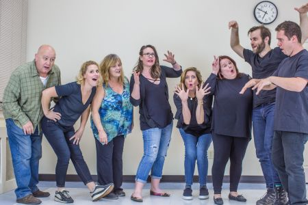 Truckee Community Theater, An Evening of Improv Comedy with the TCT Improv Troupe