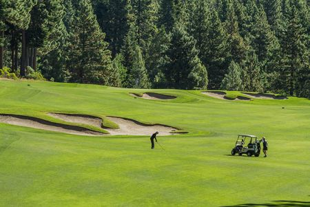 The Golf Courses at Incline Village, Opening Day at the Championship Course