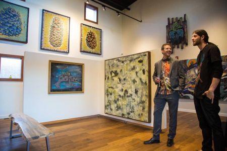 Benko Art Gallery, Evening Art Tour