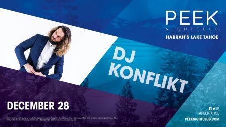 Peek Nightclub, DJ Konflikt