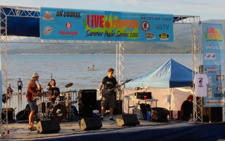 Live at Lakeview, Live at Lakeview Concert Series