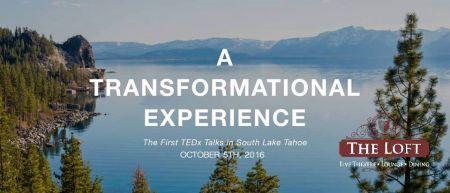 The Loft Theatre, TEDx South Lake Tahoe