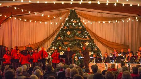 The Village at Squaw Valley, Jazz for the Holidays