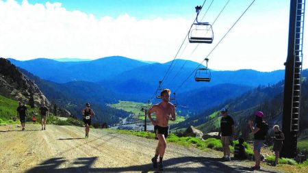The Village at Squaw Valley, 40th Annual Squaw Valley Mountain Run