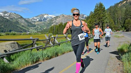 The Village at Squaw Valley, Squaw Valley Half Marathon & Run to Squaw 8 Miler Races