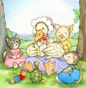 South Lake Tahoe Library, Mother Goose on the Loose @ 10:30 & 11:30am