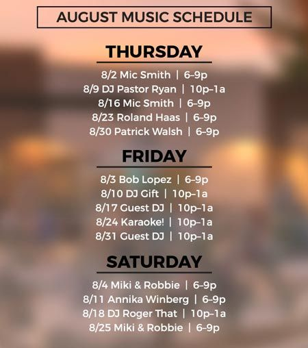 Lake Tahoe AleWorX Taproom, Live Music at Stateline