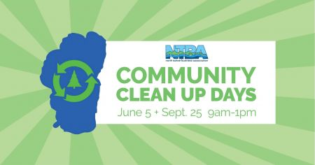 North Tahoe Business Association, Community Clean Up Day