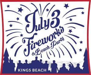 North Tahoe Business Association, July 3rd Fireworks Show & Beach Party