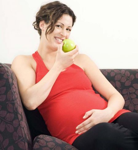 Tahoe Forest Health System, Nutrition for a Healthy Pregnancy