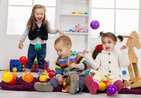 South Lake Tahoe Library, Play and Learn (Ages 2-5)