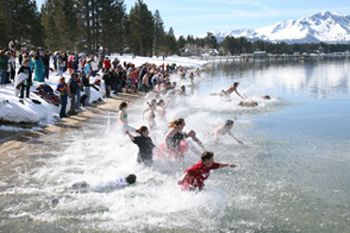 Zephyr Cove Resort | Lake Tahoe Cruises, Polar Plunge to Benefit Special Olympics