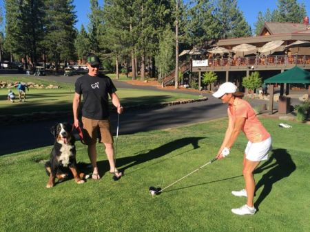 Humane Society of Truckee-Tahoe, Balls in the Ruff Golf Tournament