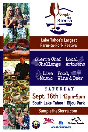 Tahoe Chamber, 8th Annual Sample the Sierra