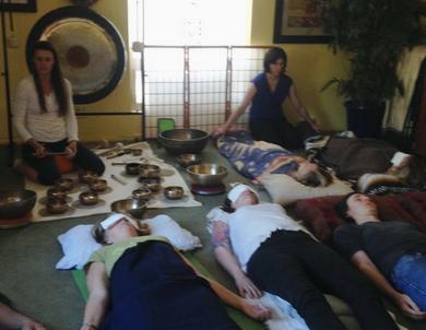 5th Element Healing Center Lake Tahoe, Sound Healing with Reiki - Gyongi