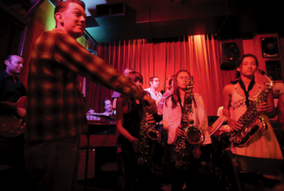 Moody's Bistro, Bar & Beats, Moody's Annual Jazz Camp & Artists in Residence